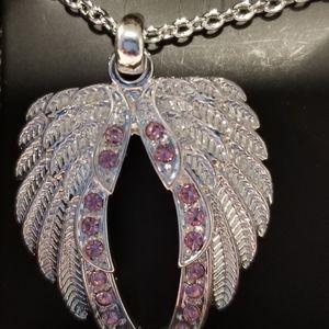 Avon Breast Cancer Angel Wing